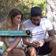 Martika (La Villa des coeurs brisés) flirte avec Stéfan, Elodie jalouse