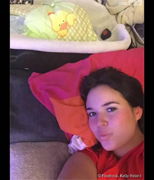 Kelly Helard maman : elle a accouché de son premier enfant