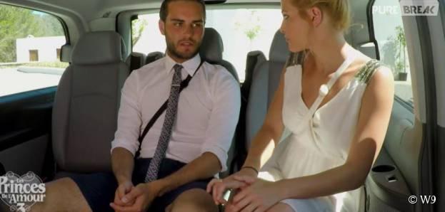 Les Princes de l'amour 3 : Nikola éliminé Oxanna lors de l'épisode 5 du 13 novembre 2015, sur W9