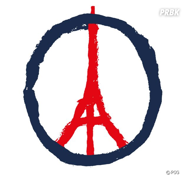 PSG : un logo en hommage aux victimes des attentats du 13 novembre 2015