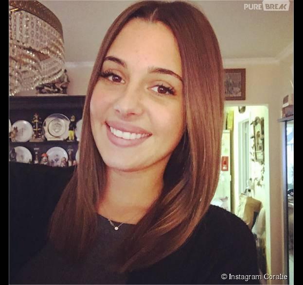 Coralie (Secret Story 9) : nouvelle coupe de cheveux