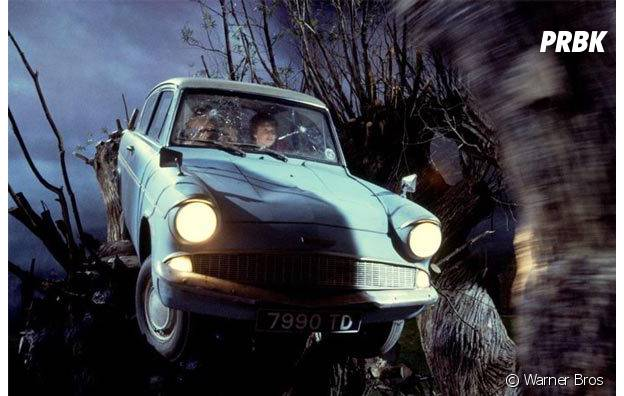 Ford Anglia d'Harry Potter