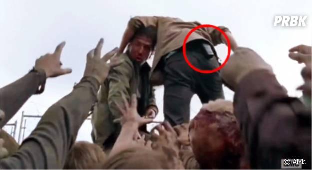 The Walking Dead saison 6 : Glenn vivant et bientôt un appel à l'aide ? Preuve en images