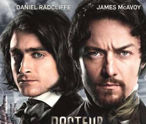 Docteur Frankenstein : la bande-annonce avec James McAvoy et Daniel Radcliffe