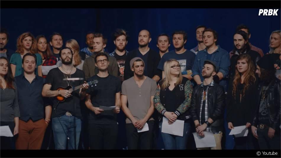 Imagine Paris : la reprise des YouTubers en hommage aux victimes des attentats du 13 novembre