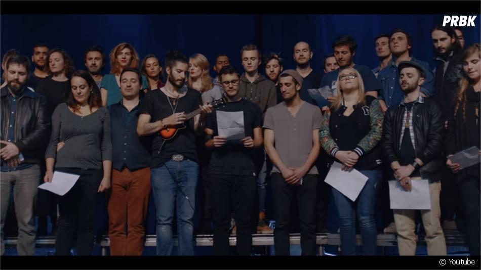 Imagine Paris : les YouTubers rendent hommage aux victimes des attentats du 13 novembre