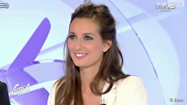 Marie Portolano : la chroniqueuse de Touche pas à mon sport sur D8 est passée par C Foot, BeIn et le Canal Football Club