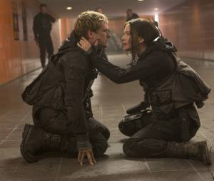Hunger Games 4 : Katniss et Peeta en couple à la fin du film