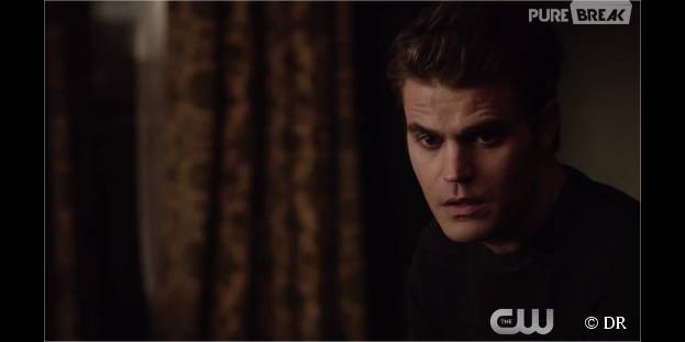 The Vampire Diaries saison 7 : Stefan sous le choc dans l'épisode 8