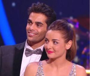 Priscilla Betti et Christophe Licata complices dans Danse avec les stars 6 sur TF1