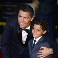 Cristiano Ronaldo : son fils se met au français pour rendre hommage aux victimes des attentats