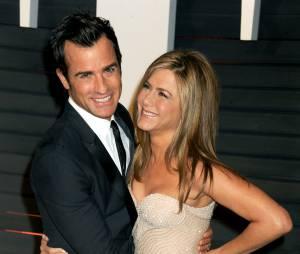 Justin Theroux est marié à Jennifer Aniston