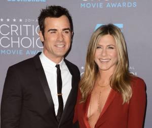 Justin Theroux marié à Jennifer Aniston