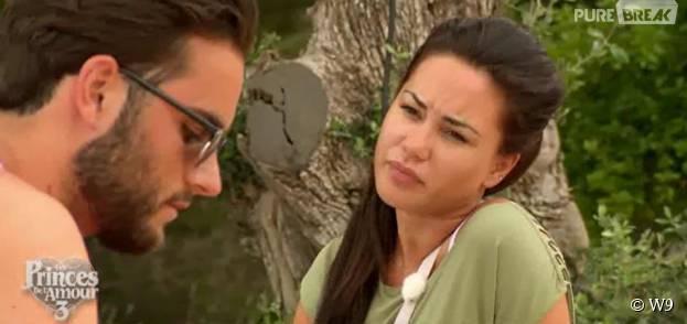 Les Princes de l'amour 3 : Milla s'explique avec Nikola dans l'épisode 19 du 3 décembre 2015, sur W9