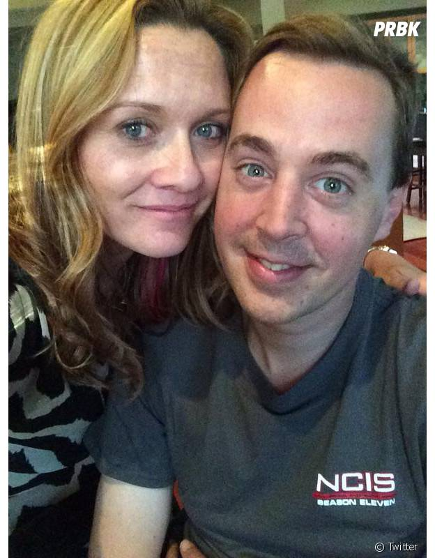 Les compagnons des stars de NCIS : Sean Murray