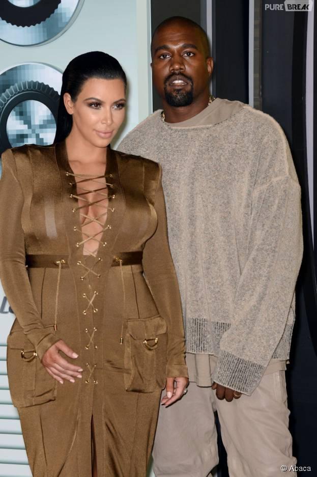 Kim Kardashian et Kanye West parents : le prénom de leur fils dévoilé sur Instagram