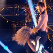 La France a un incroyable talent 2015 : panique en direct à la fin du numéro de Roman et Cécile