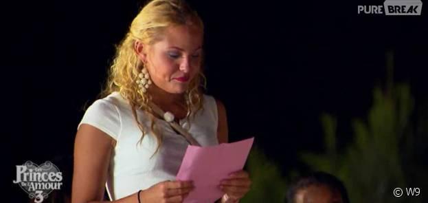 Les Princes de l'amour 3 : Oxanna déclare son amour à Gilles lors de l'épisode 24 du 10 décembre 2015, sur W9