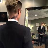 Justin Bieber : nouveau tatouage XXL à la David Beckham dans le cou