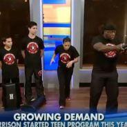 Attentats - Une chaîne de télé apprend aux enfants à désarmer un terroriste
