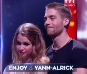 Danse avec les stars 6 : EnjoyPhoenix éliminée de l'émission face à Olivier Dion