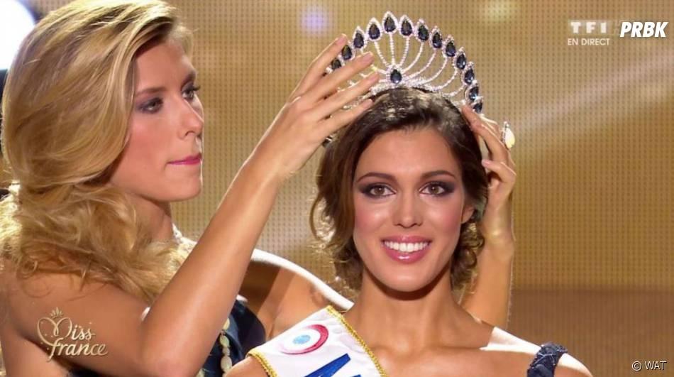 Iris Mittenaere sacrée Miss France 2016, le 19 décembre 2015 en direct sur TF1