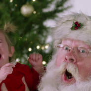 Ces bébés apeurés dans les bras du Père Noël vont vous faire mourir de rire