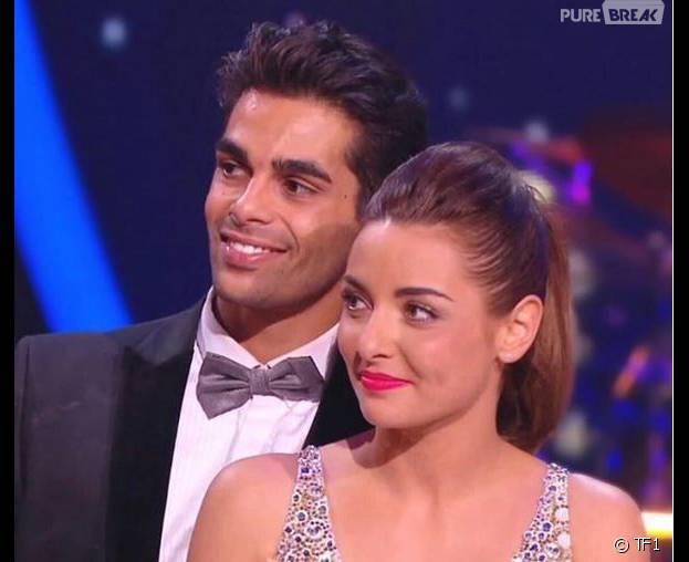 Priscilla Betti et Christophe Licata, finalistes malheureux de Danse avec les stars 6 sur TF1