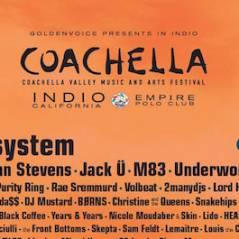 Coachella 2016 : Calvin Harris, Guns N' Roses, Sia... la programmation dévoilée