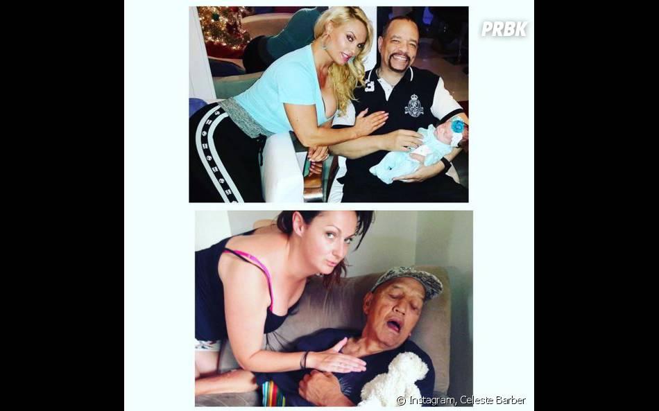 Celeste Barber parodie les photos ridicules des stars