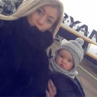 Stéphanie Clerbois : son fils Lyam est son portrait craché quand elle était bébé, la preuve