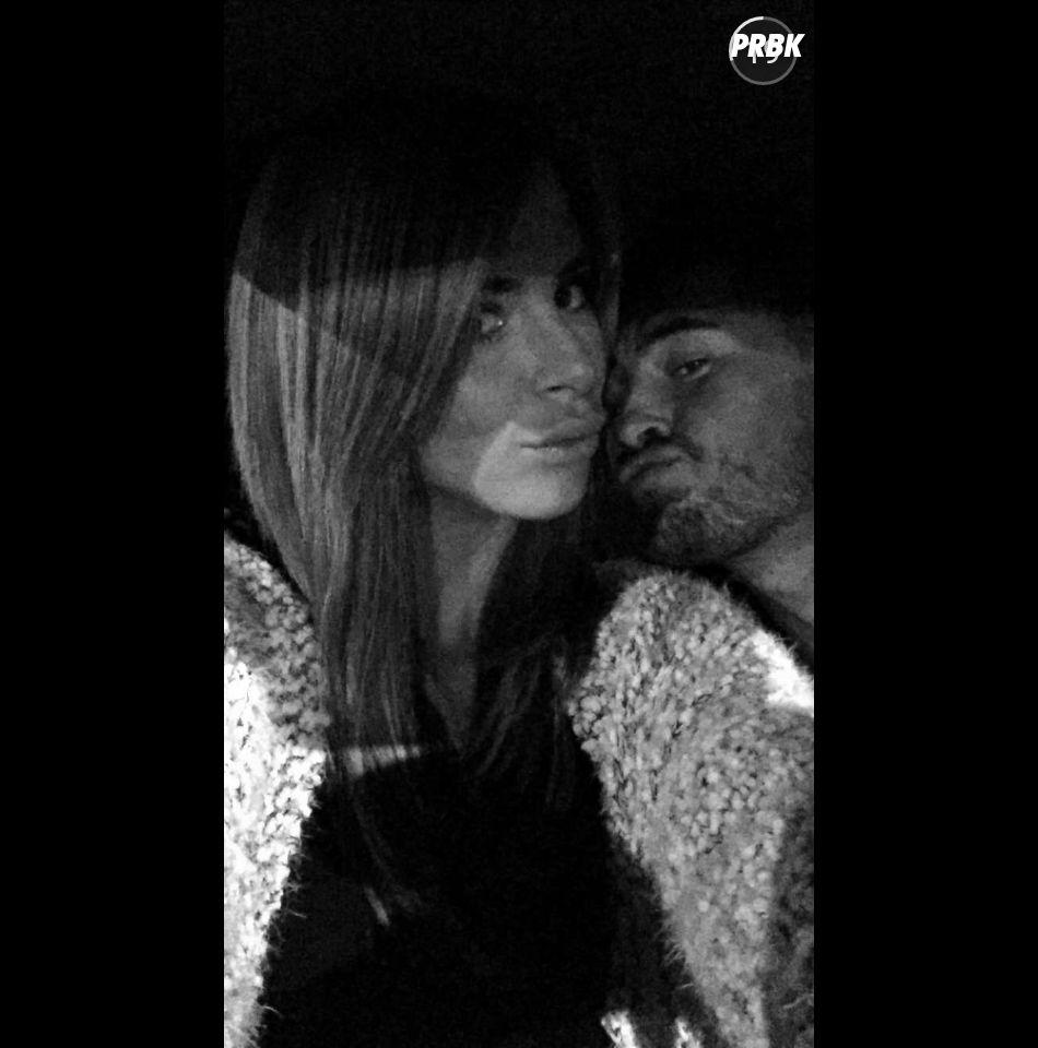 Emilie Fiorelli et Rémi Notta (Secret Story 9) plus en couple mais ensemble aux Lauriers TV Awards 2016