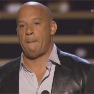 Vin Diesel : hommage à Paul Walker en chantant lors des People's Choice Awards 2016