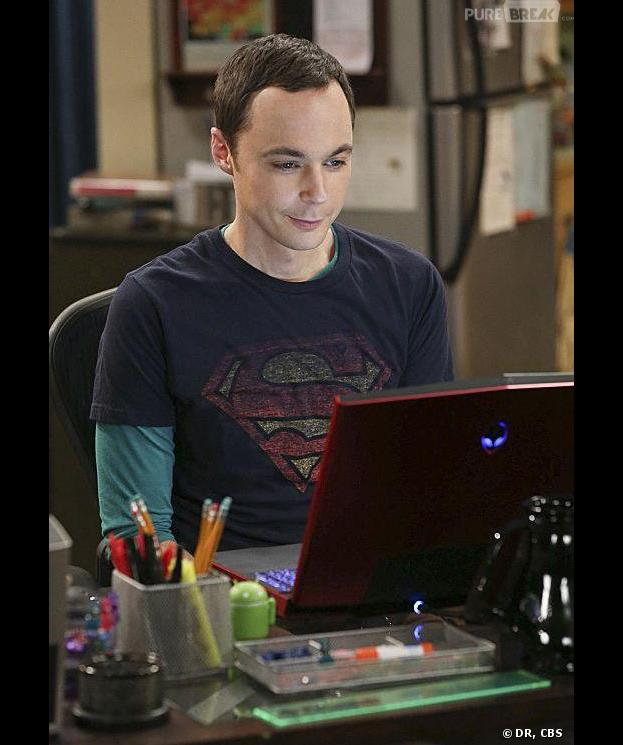 The Big Bang Theory saison 9 : Sheldon va présenter sa grand-mère