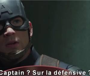 Trailer Captain America 3