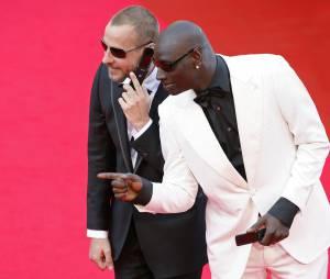 Omar Sy et Fred Testot en duo à la tv et sur scène de 1997 à 2012