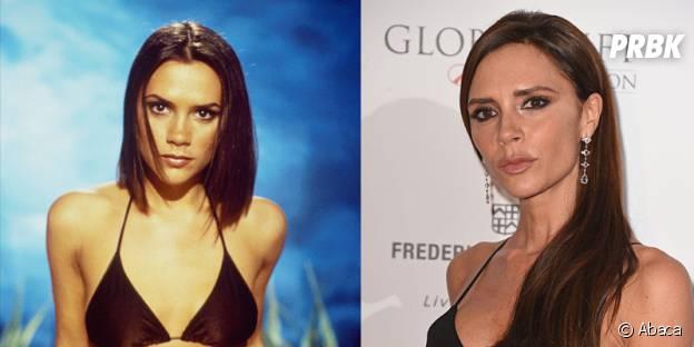 L'évolution de Victoria Beckham