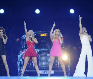 Les Spice Girls en 2012