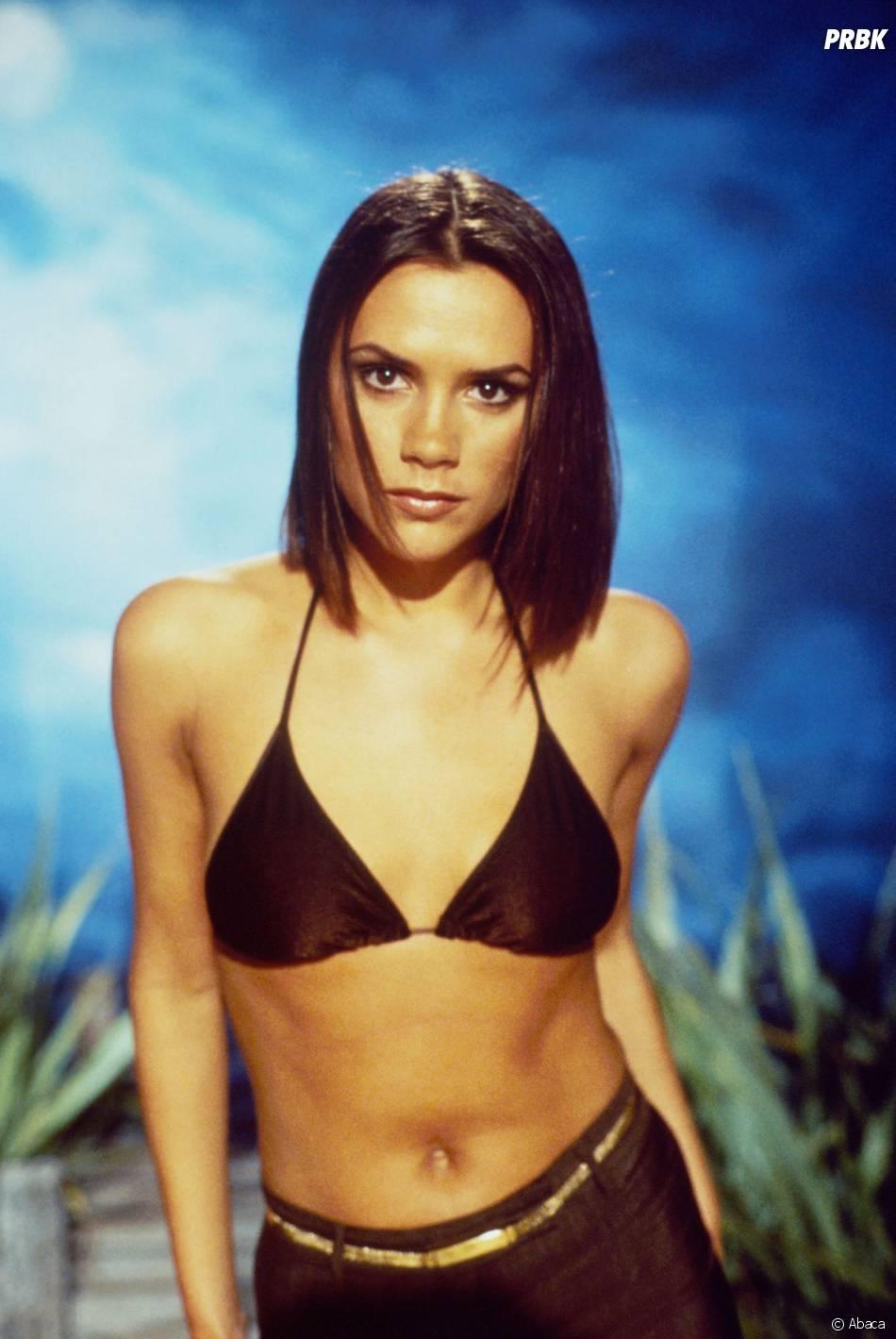 Victoria Beckham à l'époque des Spice Girls