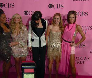 Les Spice Girls se retrouvent en 2007 au défilé Victoria's Secret