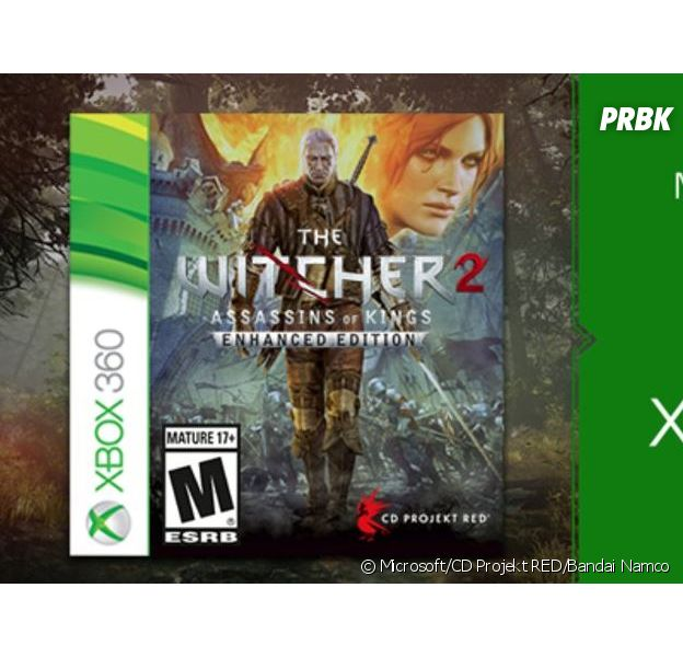 The Witcher 2 : Assassin's of King gratuit en téléchargement sur Xbox One jusqu'au 5 février 2016
