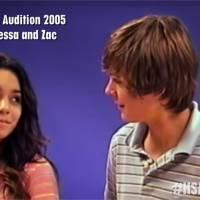 Zac Efron et Vanessa Hudgens : la vidéo de leur audition pour High School Musical refait surface