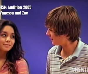 Zac Efron et Vanessa Hudgens : la vidéo de leur audition pour High School Musical en 2005 refait surface