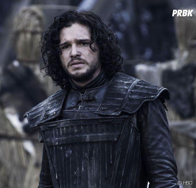 Game of Thrones saison 6 : Kit Harington affirme que Jon Snow est mort, Twitter n'y croit pas