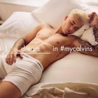 Justin Bieber, Kendall Jenner... sexy et en sous-vêtements pour Calvin Klein