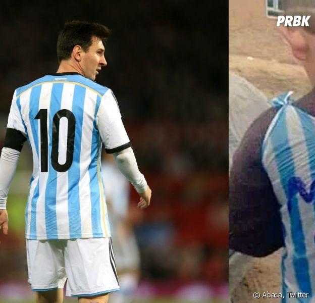 Lionel Messi : il devrait rencontrer bientôt l'enfant afghan fan de lui