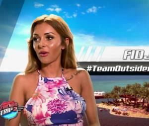 Fidji (Friends Trip 2) agacée par Jessica à cause de Ricardo