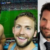 Bradley Cooper : l'acteur a deux sosies beaux gosses... et jumeaux !