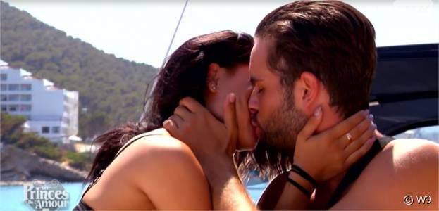 Les Princes de l'Amour 3 : Nikola embrasse Milla après son retour dans l'épisode 64