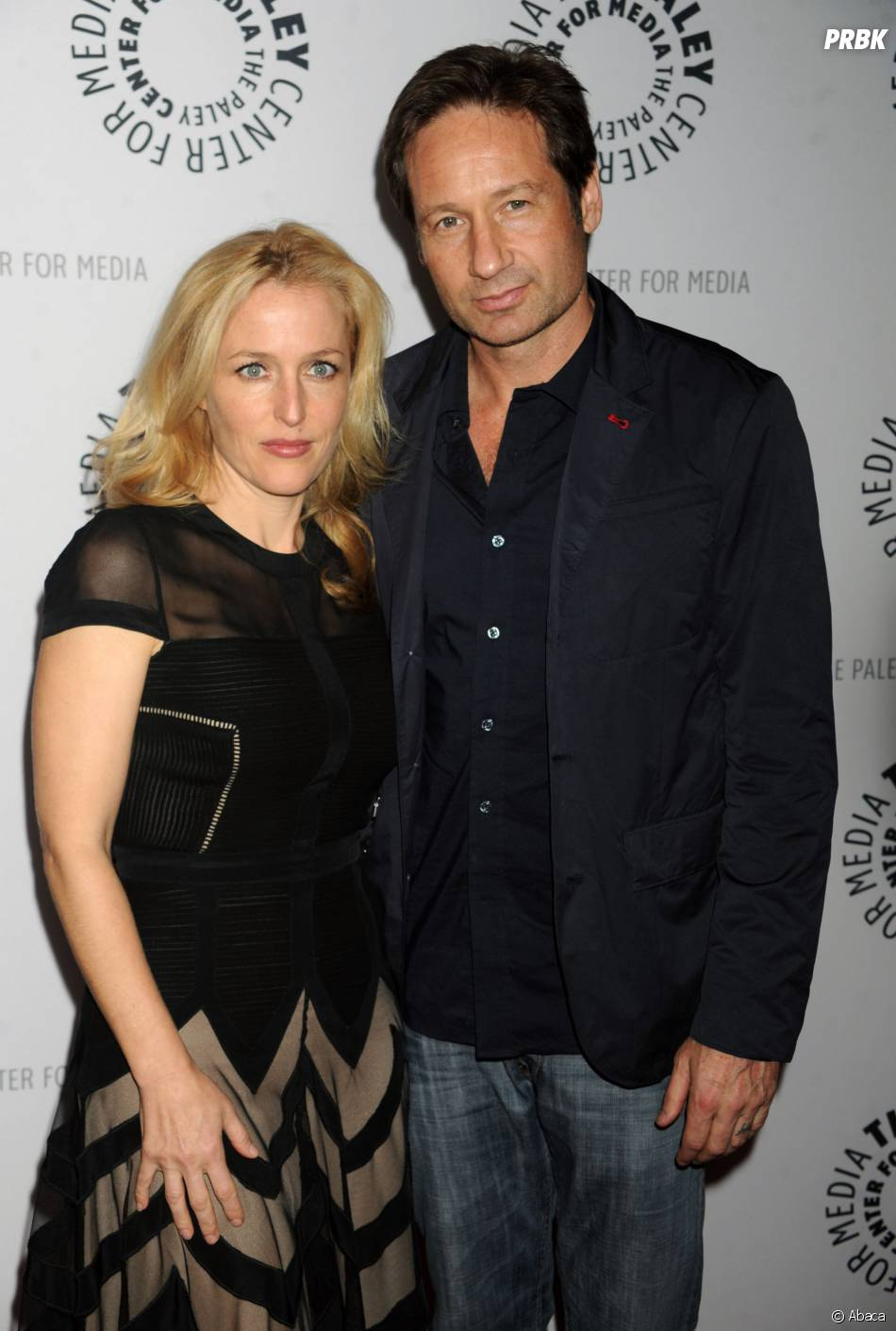 X-Files : David Duchovny et Gillian Anderson en couple ? Il répond à la rumeur